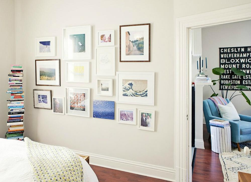 7 things you need to know before painting your walls white for Things to paint on your wall