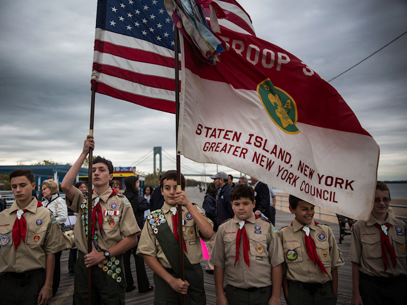 Boy Scouts Will Allow Girls, But Of Course There's a 'But'