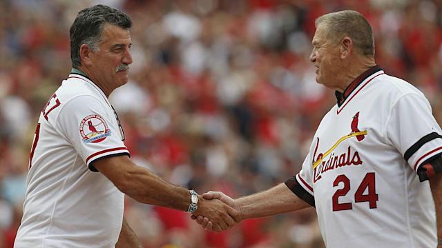 Keith Hernandez talked with Sporting News about his new book, his time in St. Louis, and what's wrong with baseball today.
