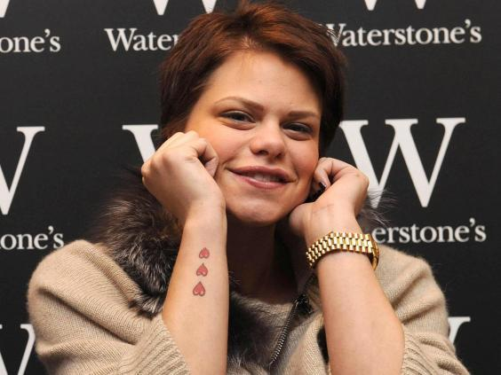 Jade Goody's death from cervical cancer in 2009 sparked a surge in smear test uptake... but it didn't last (PA)