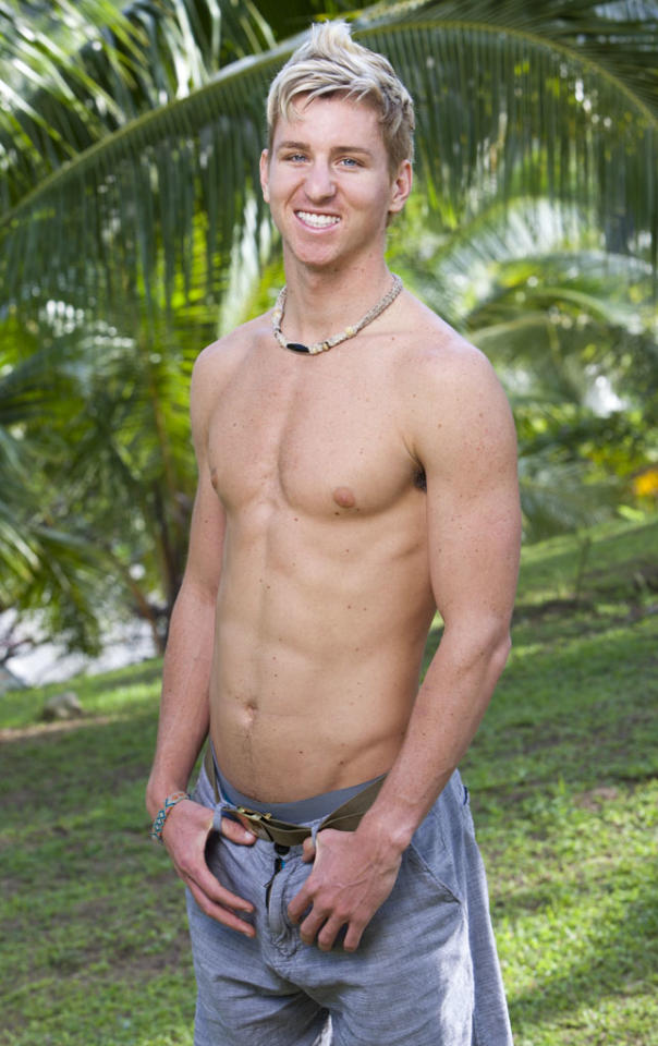 """<b>Carter Williams</b><br><br> <b>Reason for being on """"Survivor"""":</b> Glory! All the people in my generation who say, """"oh… I could win that show…"""" I say, """"put up or shut up."""" Including me.<br><br>  <b>Why you think you'll win """"Survivor"""":</b> People enjoy me. I'm competitive but down to earth. I won't slack off and I'm physically built like a lot of past winners.<br><br>  <b>If you could have three things on the island, what would they be and why? </b><br> •Journal to document my thoughts. <br> •A rope swing because a rope swing on your own private island... doesn't get much cooler than that. <br> •My mom, she would dominate!"""