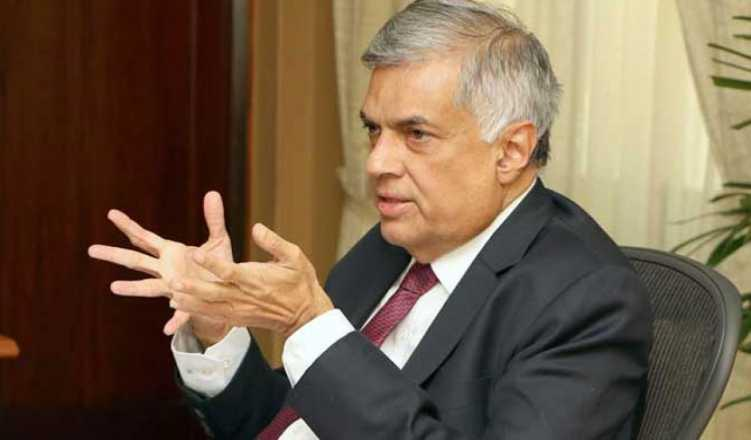 Lanka Will Introduce New Laws To Prevent Terrorism: Wickremesinghe