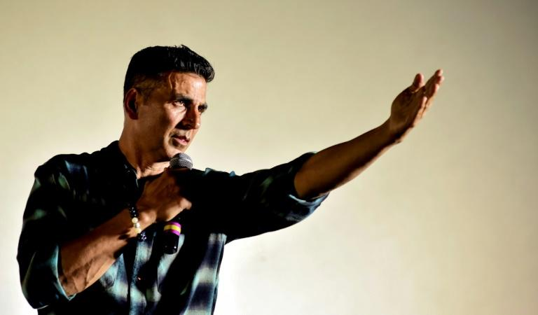 Indian star Akshay Kumar acknowledges Bollywood's drug 'problem'