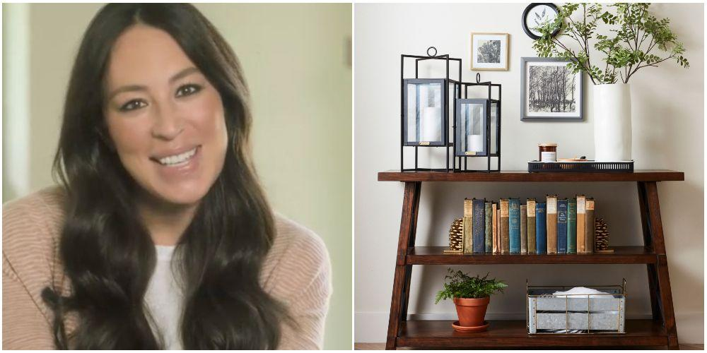 "<p><a rel=""nofollow"" href=""https://www.countryliving.com/chip-joanna-gaines/"">Joanna Gaines</a> has done it again! The former <em>Fixer Upper</em> star is releasing her <a rel=""nofollow"" href=""https://fave.co/2NEKvOK"">fall 2018 Hearth & Hand with Magnolia</a> collection, and you'll want to add all of the <a rel=""nofollow"" href=""https://www.countryliving.com/entertaining/g2063/thanksgiving-craft-ideas/"">seasonal decor,</a> colorful dishware, and entertaining essentials to your cart ASAP. </p><p>Although it doesn't hit online or at Target stores until September 16, CountryLiving.com has a sneak peek at what you can expect from the <a rel=""nofollow"" href=""https://www.countryliving.com/life/entertainment/a22060043/crew-gaines-photos-chip-joanna-gaines-baby/"">mom of five's</a> latest farmhouse-inspired home essentials. Here are 10 of our favorite looks from the new lineup.</p>"
