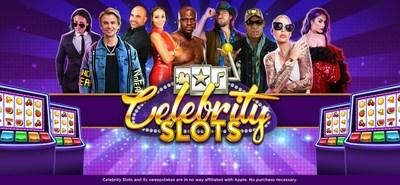 Celebrity Slots Free-To-Play Mobile App Launches With 7 Celebrity Games