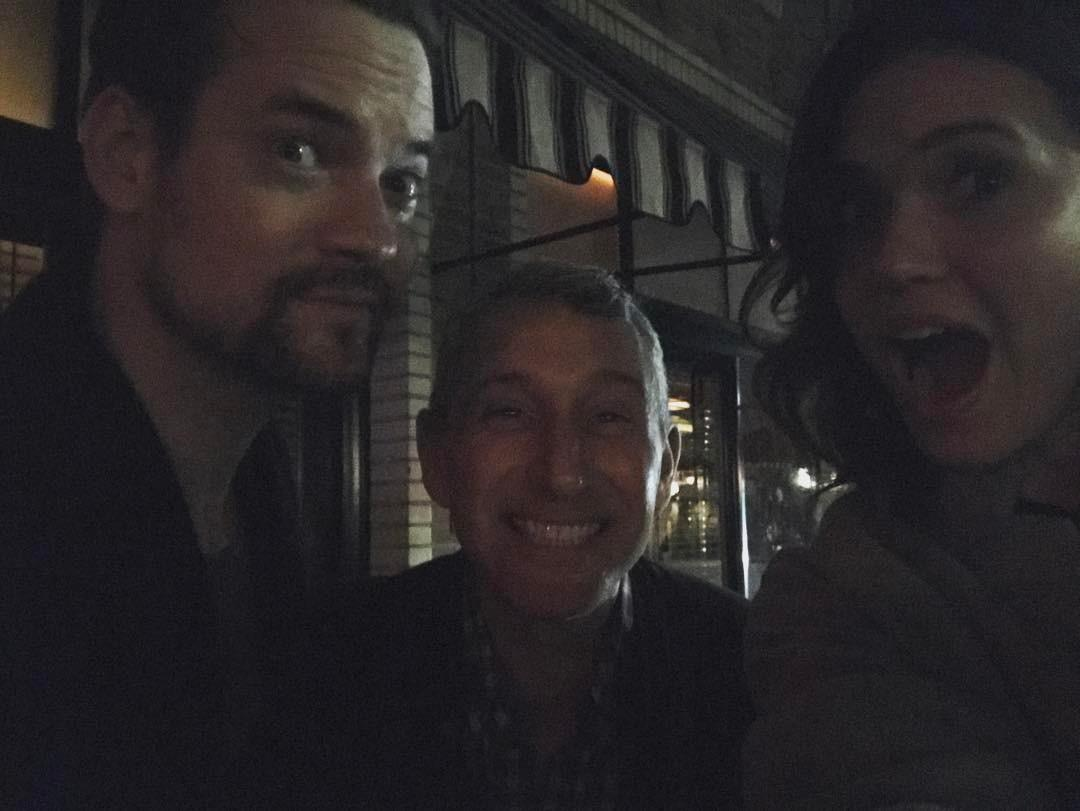 "<p>Moore had a moment as she snapped a selfie with her co-star (Shane West) and director (Adam Shankman) from 2002's <i>A Walk to Remember</i>. ""Welp. These 2 gentlemen are still some of the best around. Loved catching up with ya, @theshanewest and @adamshankman,"" she wrote. ""My [heart emoji] is full. #awalktoremember #reunion."" (Photo: <a rel=""nofollow"" href=""https://www.instagram.com/p/BQKPp7AgFLL/?hl=en"">Instagram</a>) </p>"