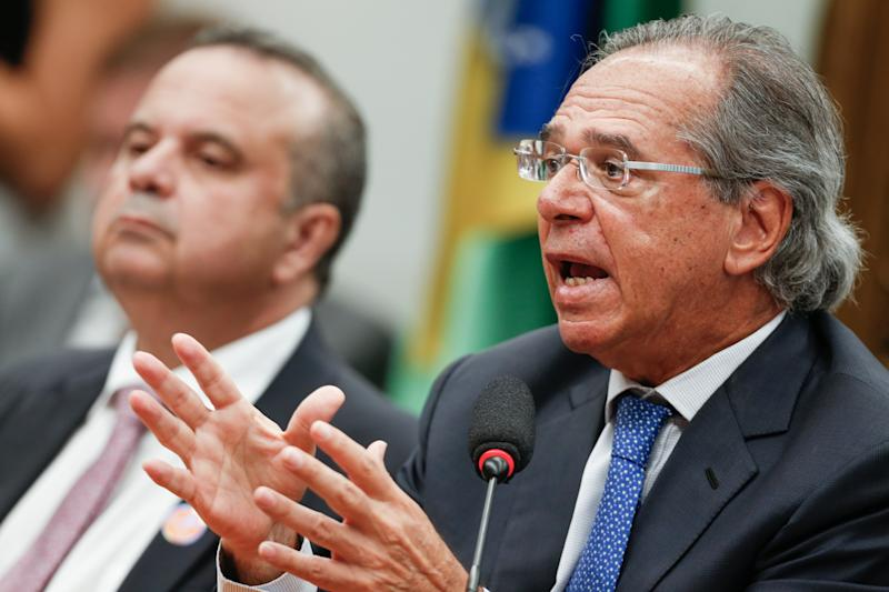 Brazil's Economy Minister Says He Can 'Fix' Petrobras Situation