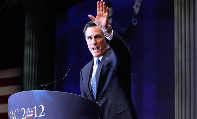 Mitt Romney won the CPAC straw poll last year. Lotta good that did him...