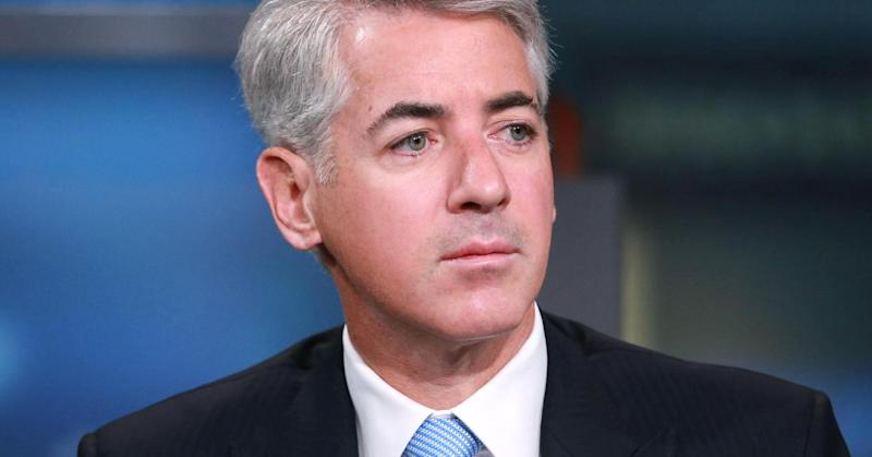 It's a bad Monday for billionaire investor Bill Ackman