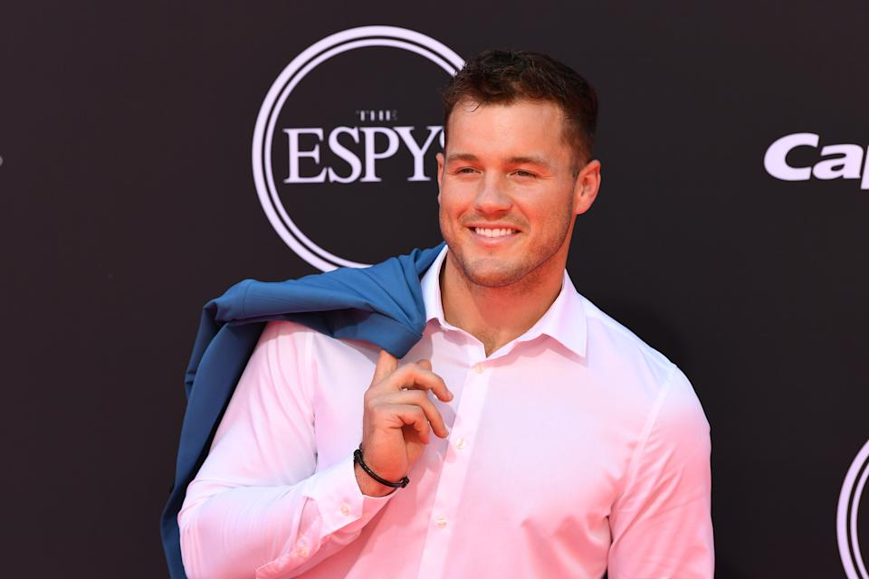 Colton Underwood is filming a reality series for Netflix after coming out as gay.