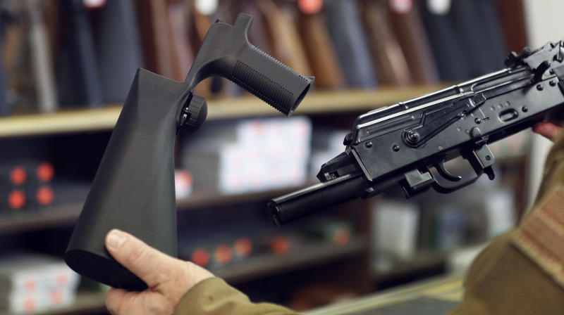 Congress Must Act On Bump Stocks Because ATF's 'Hands Are Tied,' Says Agency Group