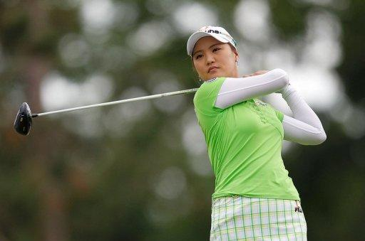 """Actually, after the US Open, I don't have any wins, so that's why I really wanted this win,"" Ryu So-yeon said"