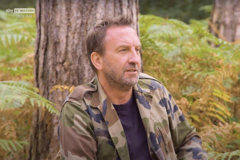 The show is hosted by comedian Lee Mack