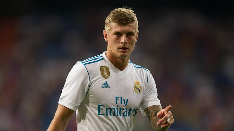 Transfergerücht: Manchester United will Toni Kroos als Carrick-Nachfolger