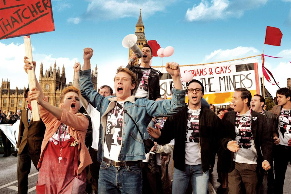 Pride airs on BBC Two this weekend. (Credit: Calamity Films)
