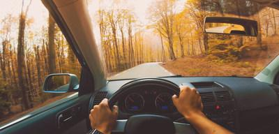 The changing leaves should remind you to change the way you drive. Watch out for these four fall driving hazards.