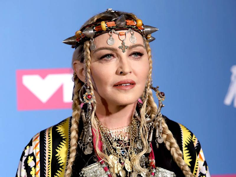 Madonna and Guy Ritchie in mystery legal dispute