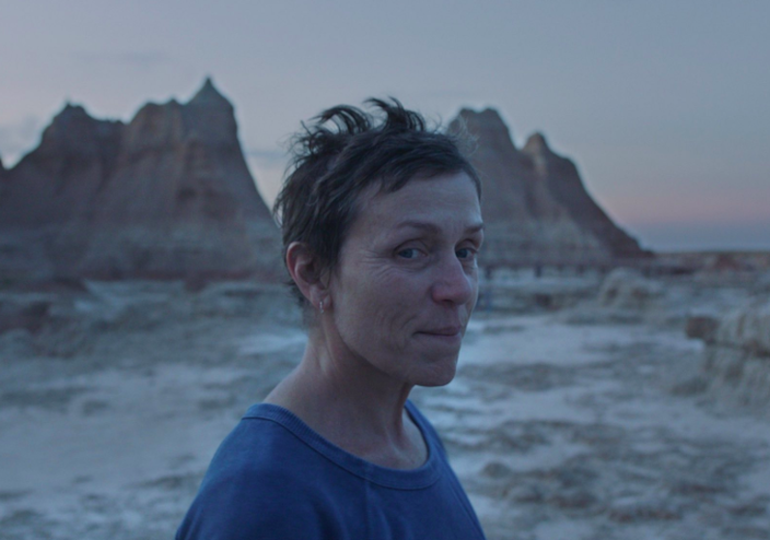 Frances McDormand is expected to earn a nomination for 'Nomadland'Searchlight Pictures