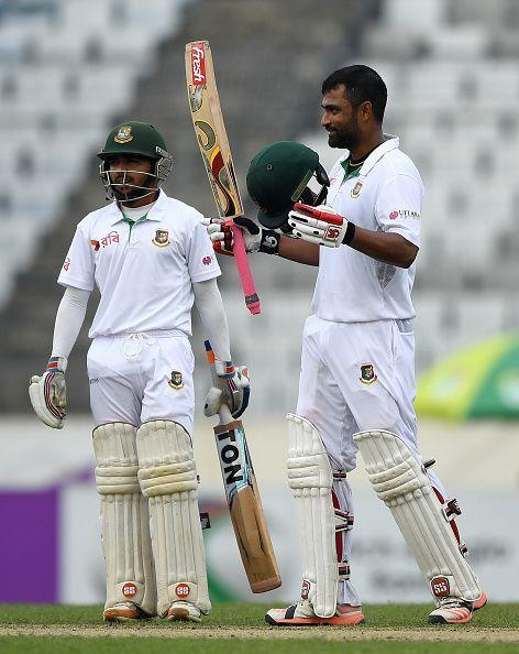 Bangladesh v England - Second Test: Day One