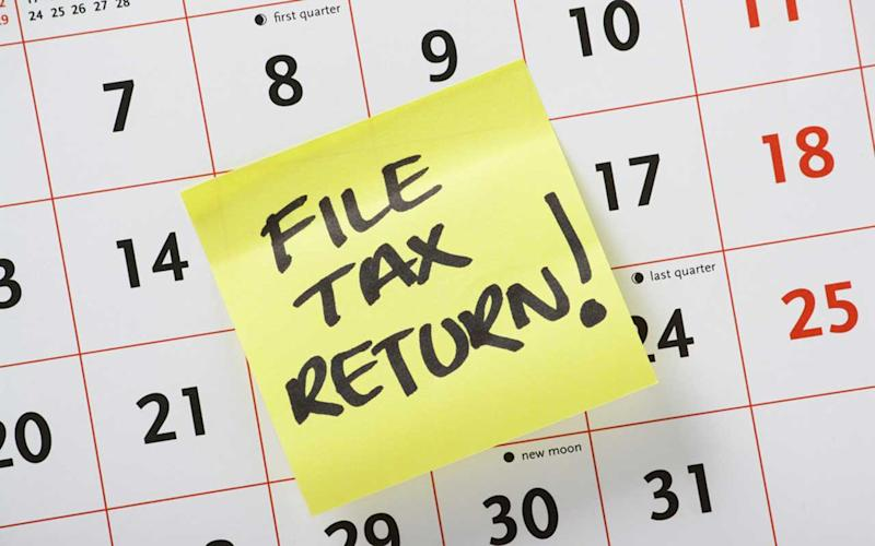 2020 Tax Calendar: Important IRS Tax Due Dates and Deadlines