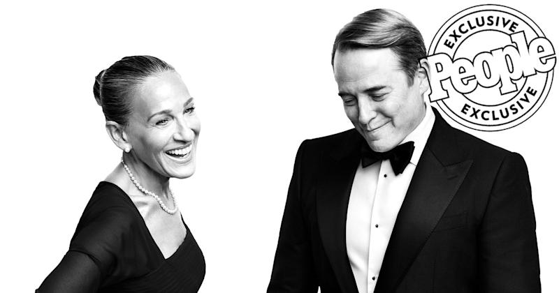 First Look! Sarah Jessica Parker and Matthew Broderick Star on Broadway's Plaza Suite