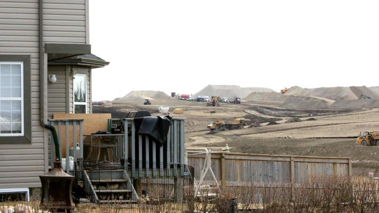 New gravel plant for southwest ring road construction causes dustup