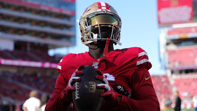 49ers' Deebo Samuel reveals he's 'back in action' from foot surgery