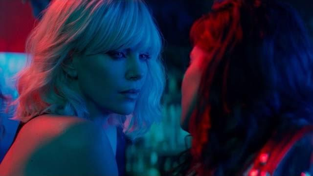 ATOMIC BLONDE Red Band Trailer: Charlize Theron Goes, Well, Nuclear!