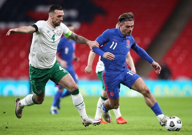 Jack Grealish could start for England against Belgium