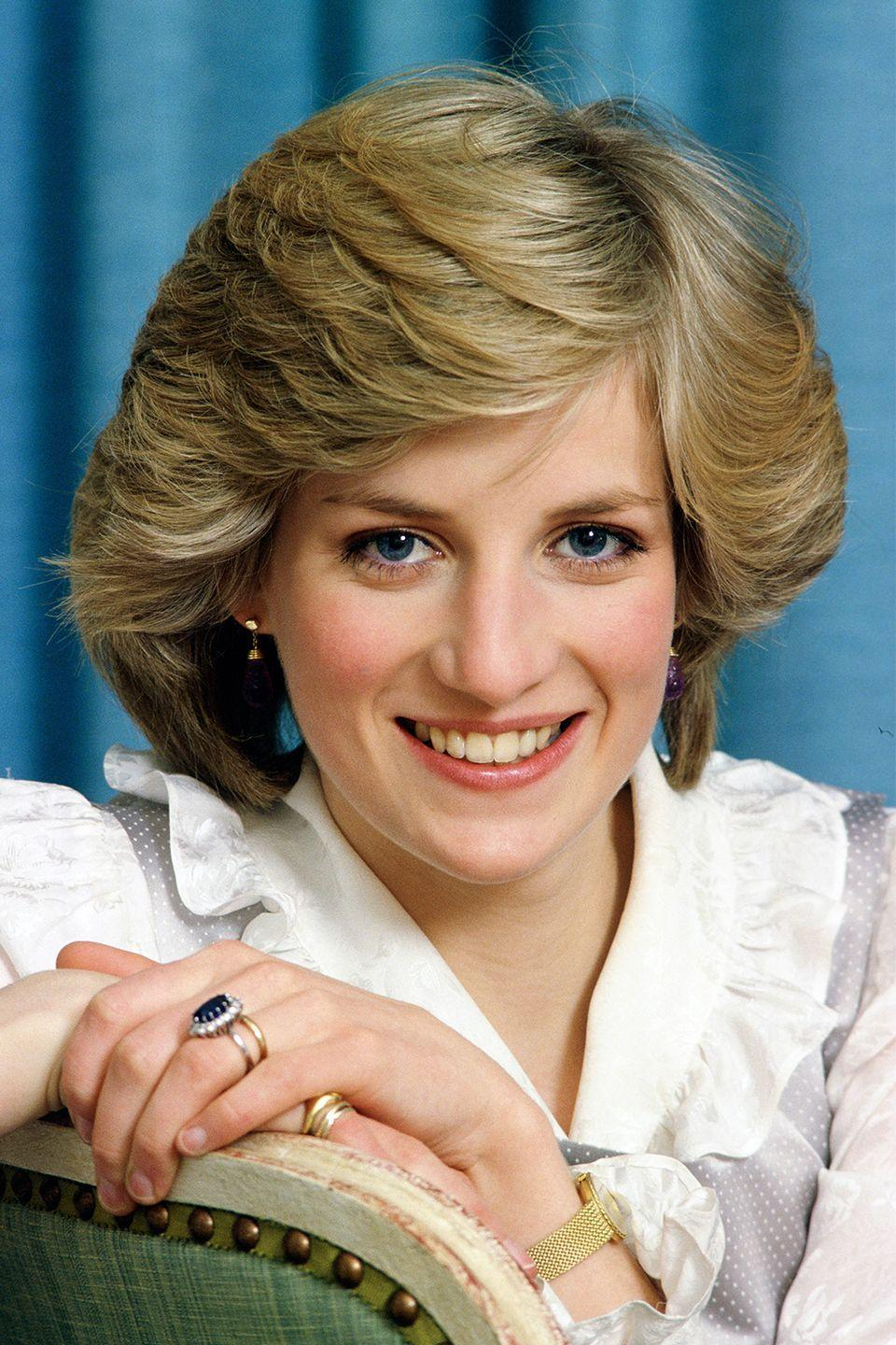 """<p>Princess Diana gave a shocking interview with BBC journalist Martin Bashir, discussing her issues with bulimia and postpartum depression. The princess also revealed that <a href=""""http://www.thisisinsider.com/biggest-royal-family-scandals-2016-12#princess-diana-and-an-alleged-lover-were-secretly-recorded-on-the-phone-4"""" rel=""""nofollow noopener"""" target=""""_blank"""" data-ylk=""""slk:she knew about Prince Charles and Camilla's affair"""" class=""""link rapid-noclick-resp"""">she knew about Prince Charles and Camilla's affair</a>, and even talked about her own love affair with her riding instructor, James Hewitt. She and Charles were divorced a year later.</p>"""