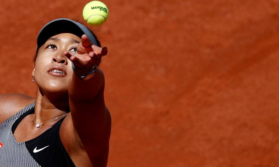 Japan's Naomi Osaka is set to be one of the icons of the Games