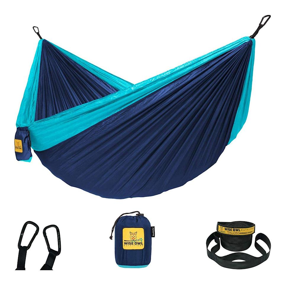 Wise Owl Outfitters DoubleOwl Portable Hammock