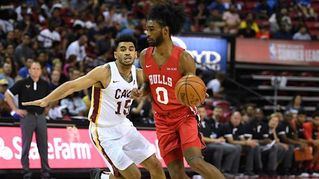 On the latest Bulls Talk Podcast, Mark Schanowski and Kendall Gill discuss Coby White's Summer League debut, Kris Dunn's future and how Kawhi Leonard going to the Clippers affects the NBA.