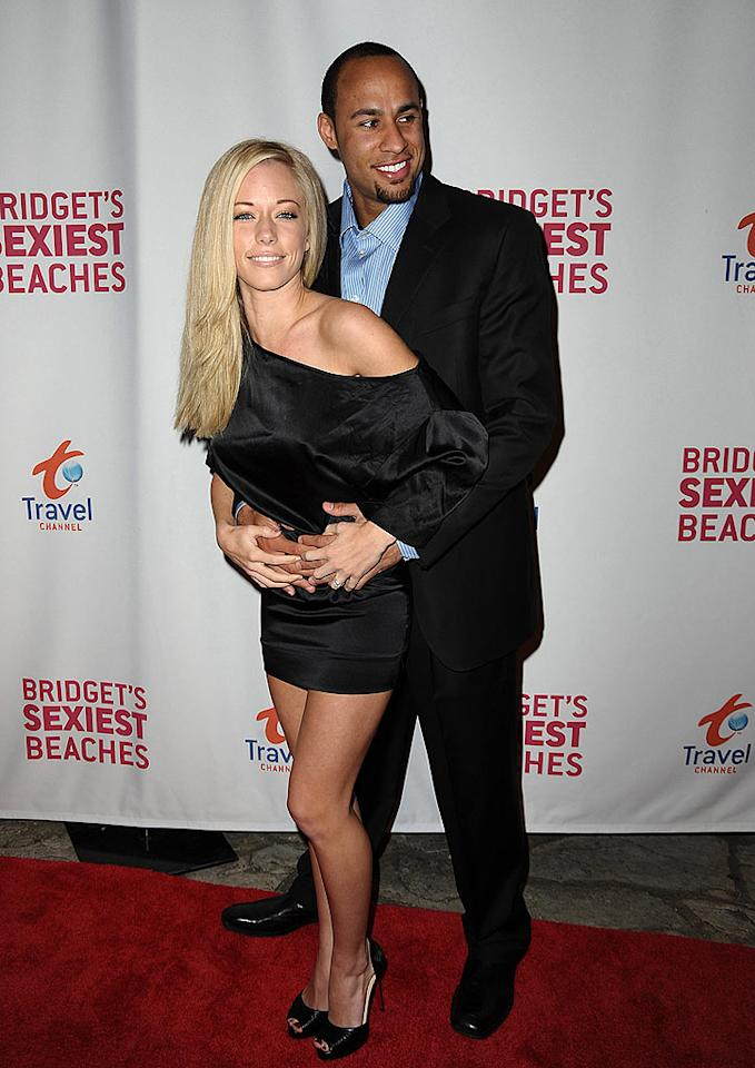 "Thankfully Kendra has found someone closer to her age - fiance Hank Baskett. Jason LaVeris/<a href=""http://www.filmmagic.com/"" target=""new"">FilmMagic.com</a> - March 10, 2009"