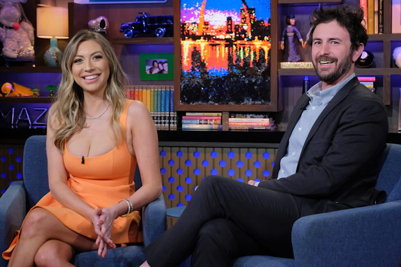 Vanderpump Rules' Stassi Schroeder is pregnant, expecting first child with Beau Clark.