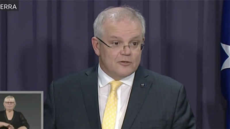 Prime Minister Scott Morrison announces ban on barre classes as coronavirus prevention measure