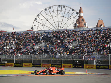 Formula 1 2019:Ferrari's Charles Leclerc fastest in Russian GP qualifying to clinch fourth pole in a row and sixth overall