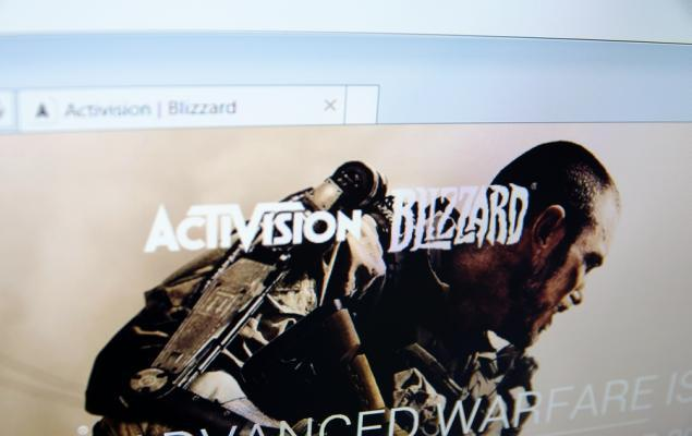 Bull of the Day: Activision Blizzard, Inc (ATVI)