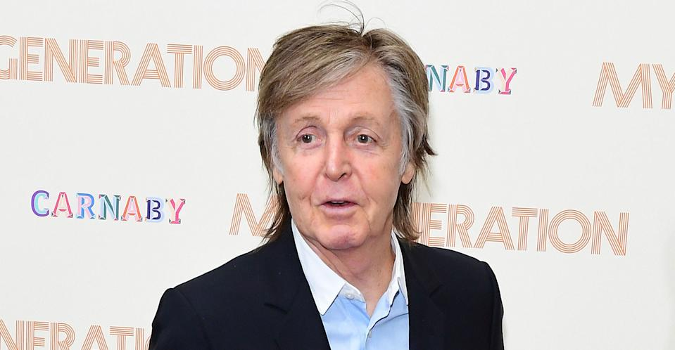 Sir Paul McCartney is keen to get vaccinated
