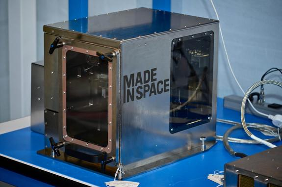 Made in Space's 3D printer, which is set to launch to the International Space Station in August 2014.