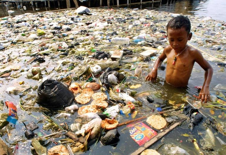 The UN warns that exposing children to environmental hazards can lead to reduced intelligence, attention disorders, lung damage and cancer