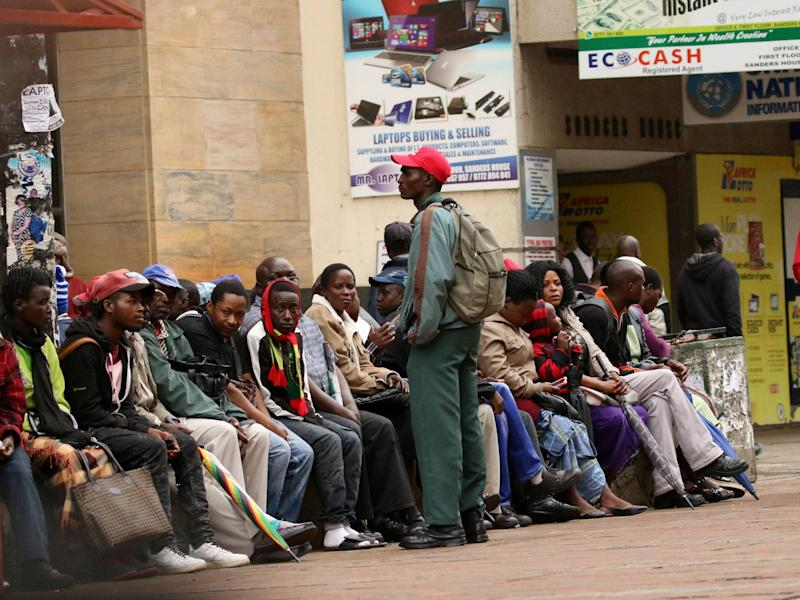 Many of Zimbabwe's young population move to South Africa and Botswana for employment opportunities: Reuters