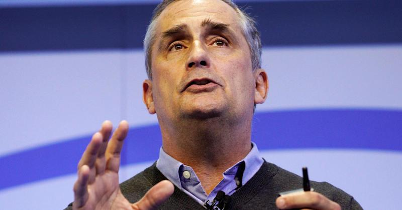 Intel CEO: We'll see self-driving cars by 2024
