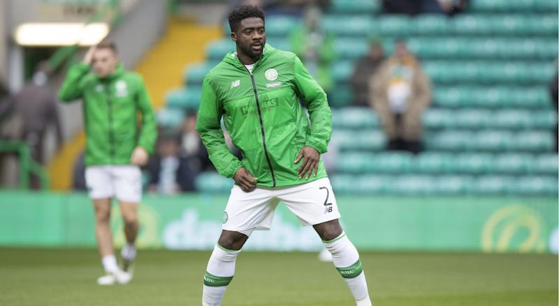 Kolo Toure for Celtic