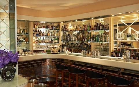 The American Bar, The Savoy, London