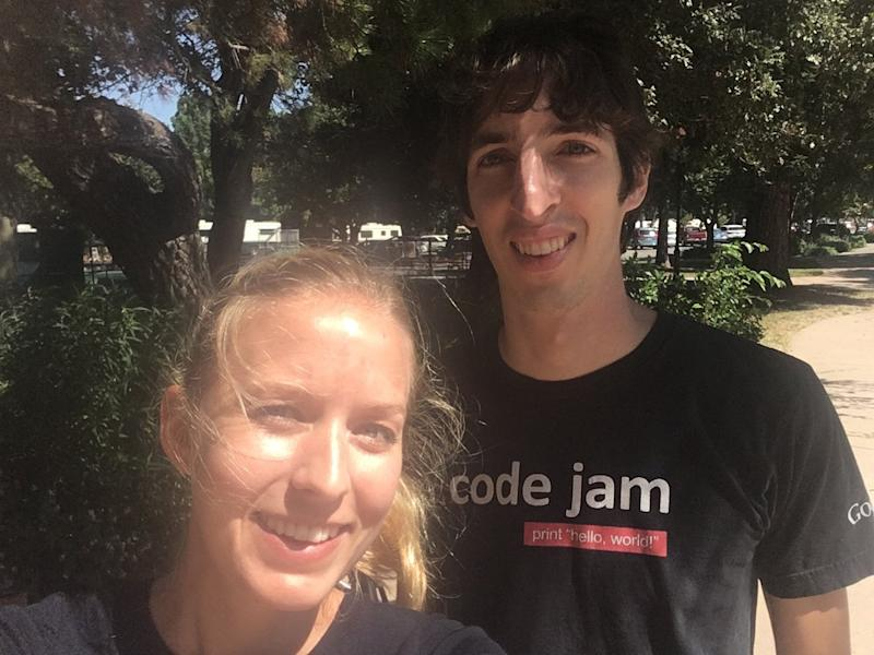 Business Insider traf den Verfasser der Google-Memo, James Damore, in Mountain View im Silicon Valley.