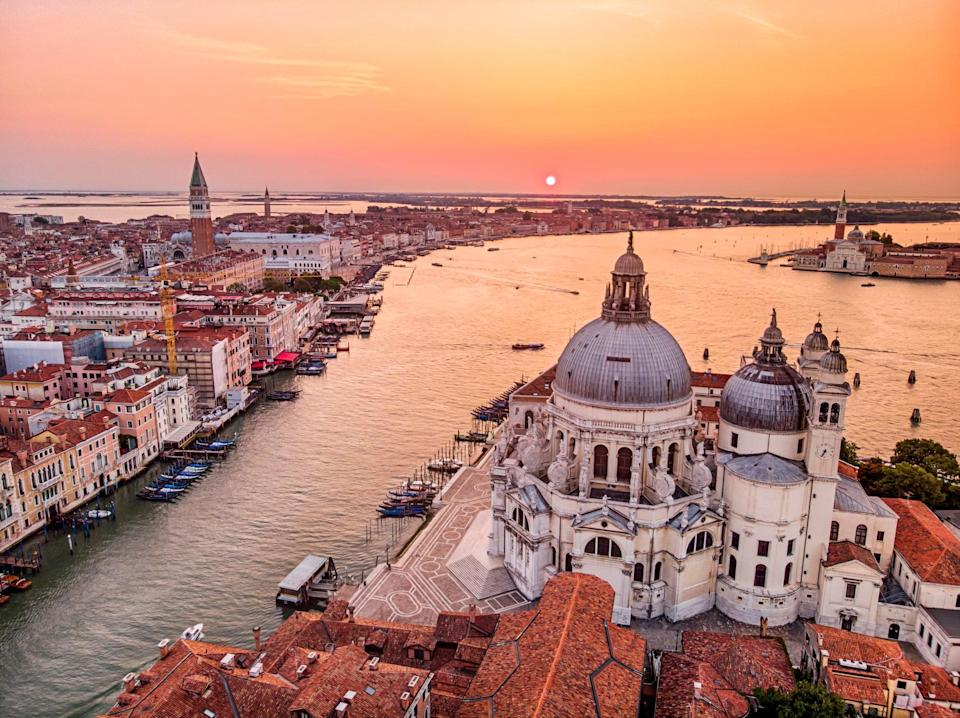 Venice, Italy, could be open to American tourists, restriction-free (Getty Images/iStockphoto)