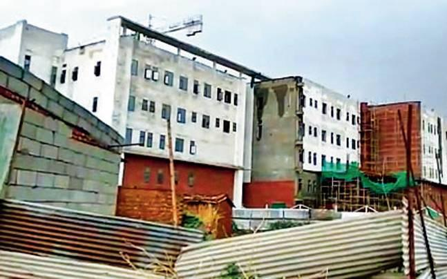<p>The five acres of panchayat land in Ulhawas village was allotted to  the trust during Hooda's tenure in 2009. The construction period of the  hospital was three years - till 2012. </p>