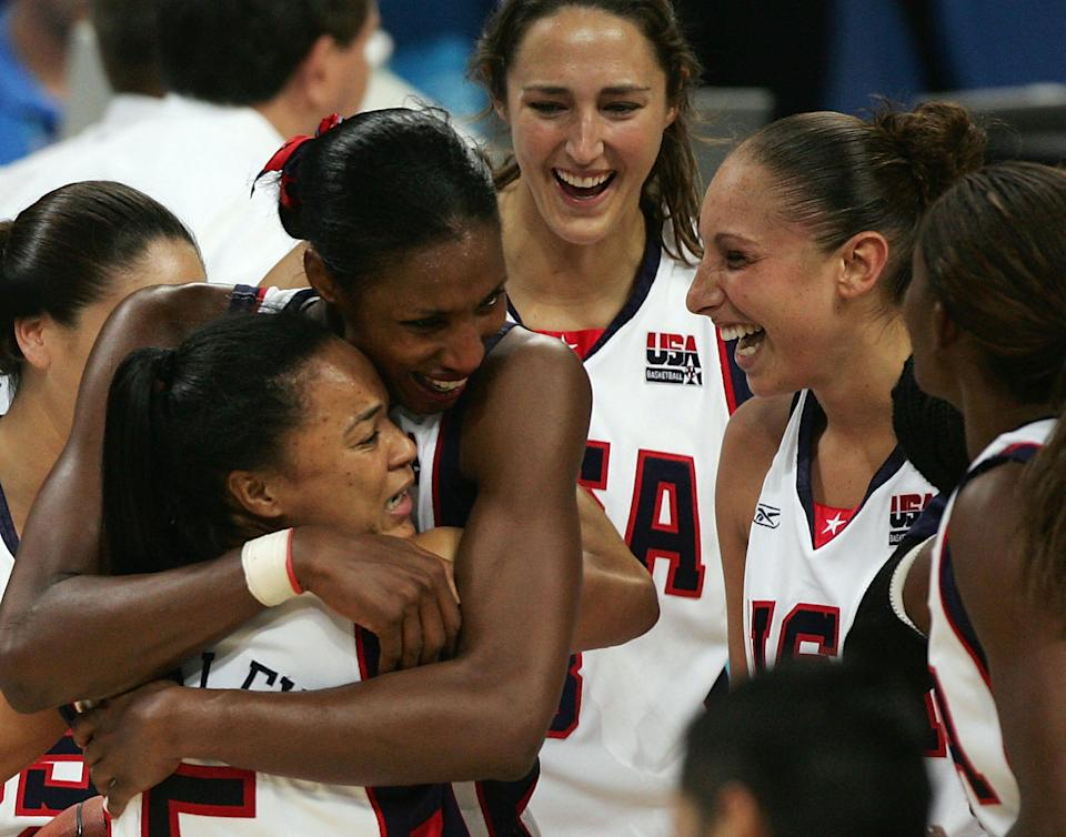 Dawn Staley and Diana Taurasi were teammates at the 2004 Athens Olympics. Now Staley is U.S. Olympic coach and Taurasi hoping to play in a fifth Olympics in Tokyo.
