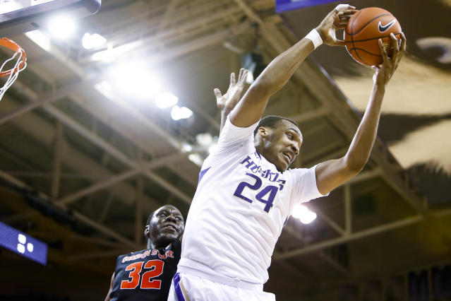 Washington dismisses troubled NBA prospect Robert Upshaw